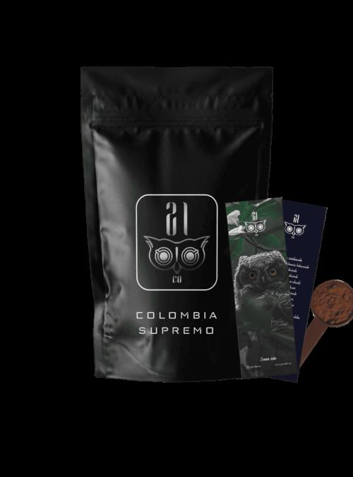 Colombia Supremo Öğütülmüş Filtre Kahve - 200 Gram